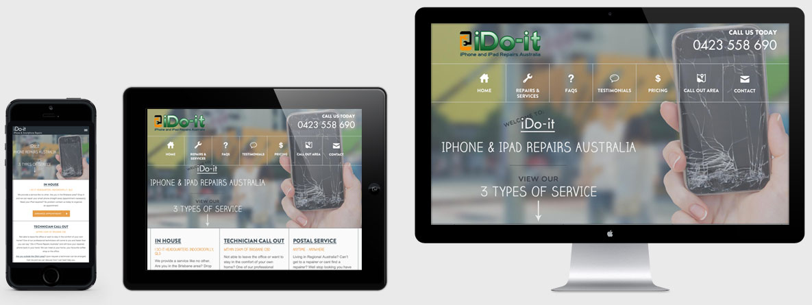 iDo it iphone and smartphone repairs multiple screens