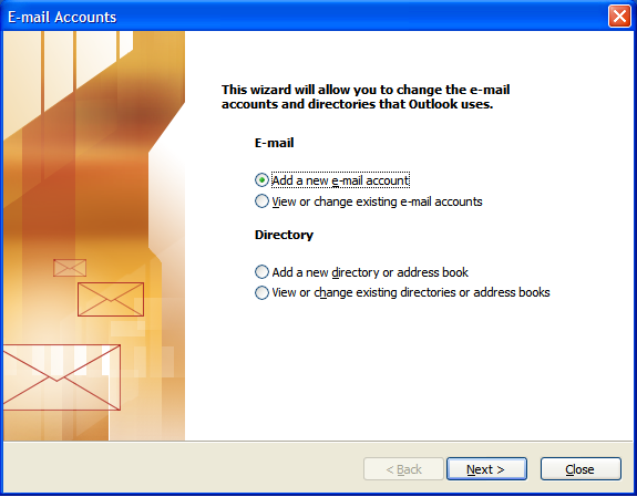 microsoft outlook how to allow pop up